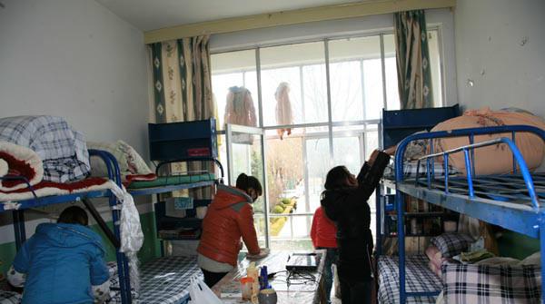 西藏大学宿舍条件怎么样