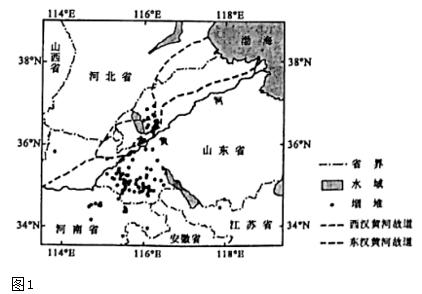 2021年湖南省八省联考地理试题及答案